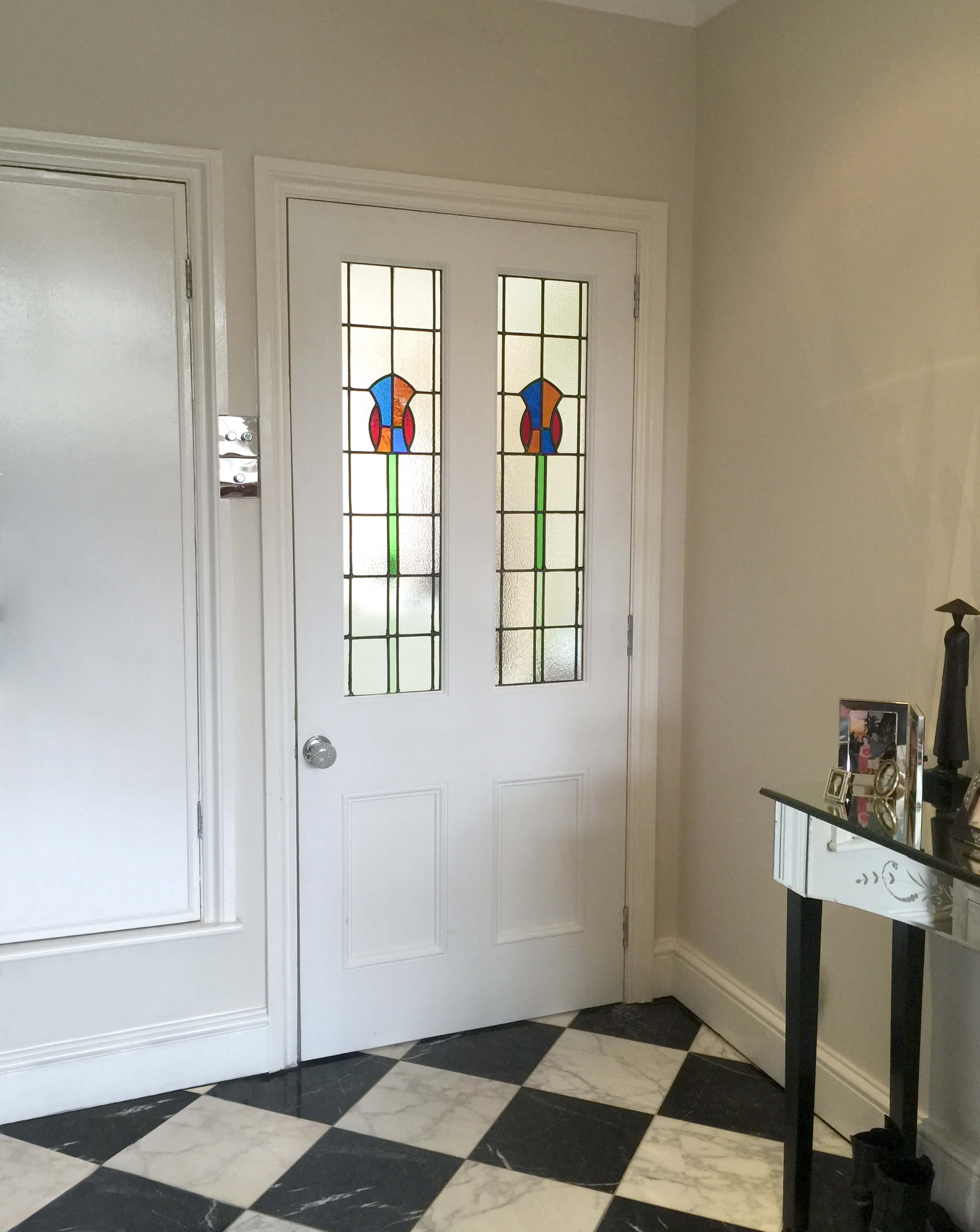 Stained Glass Internal Door London Door Company