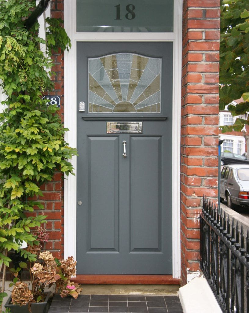 1920\'s & 1930\'s Front Doors - London Door Company