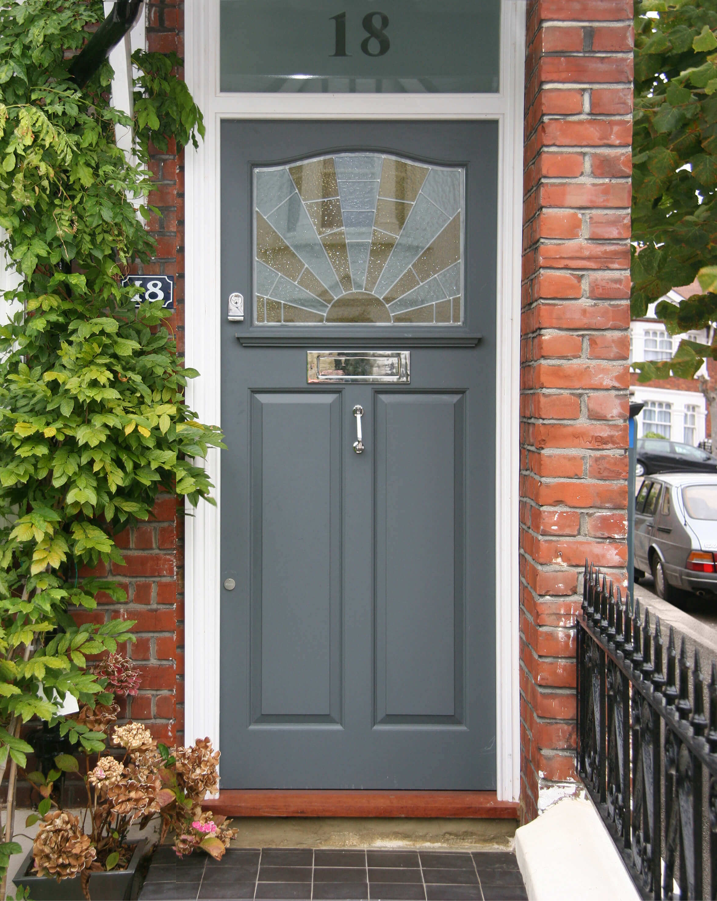 1930s Style Front Door London Door Company
