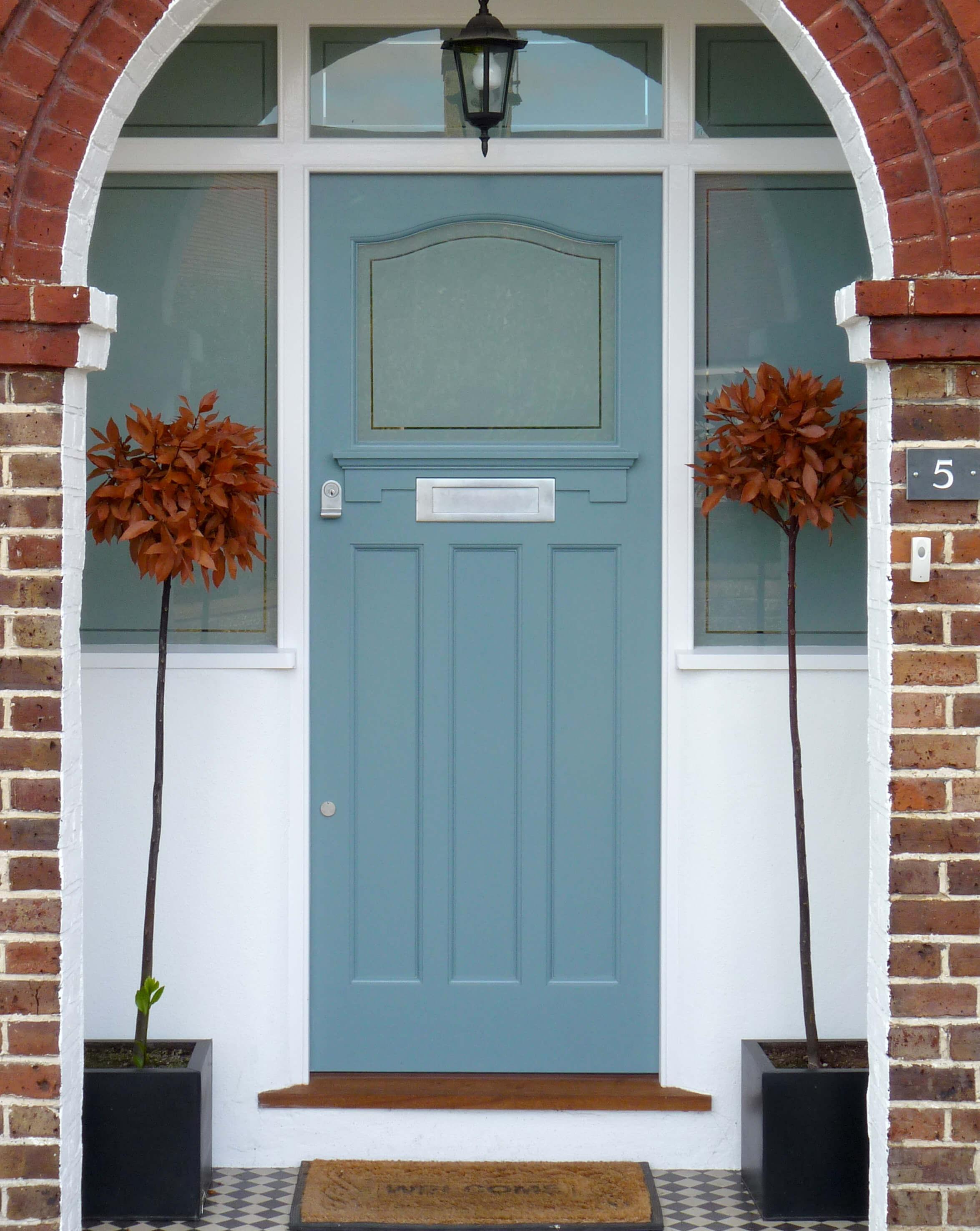 1920s Front Door London Door Company