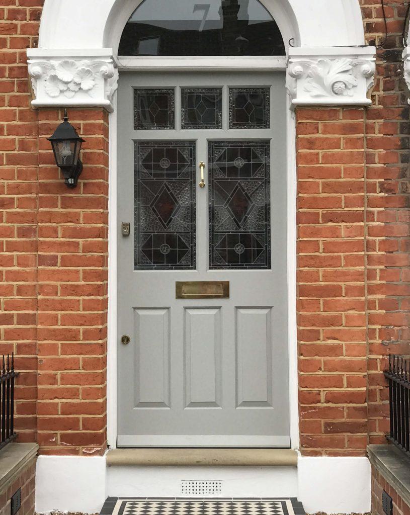 Edwardian Front Doors London Door Company