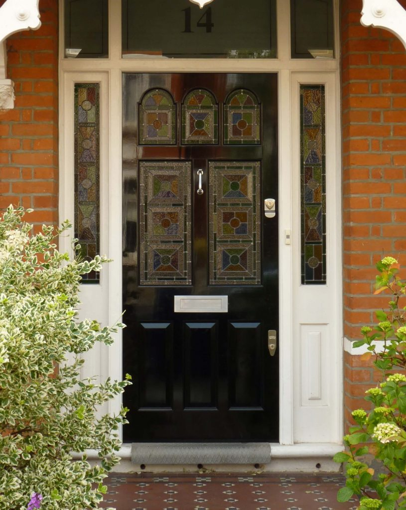 Edwardian Front Doors London Door Company