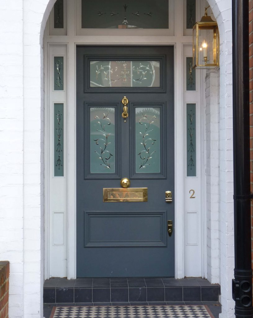 The Exceptional First Impression - London Door Company