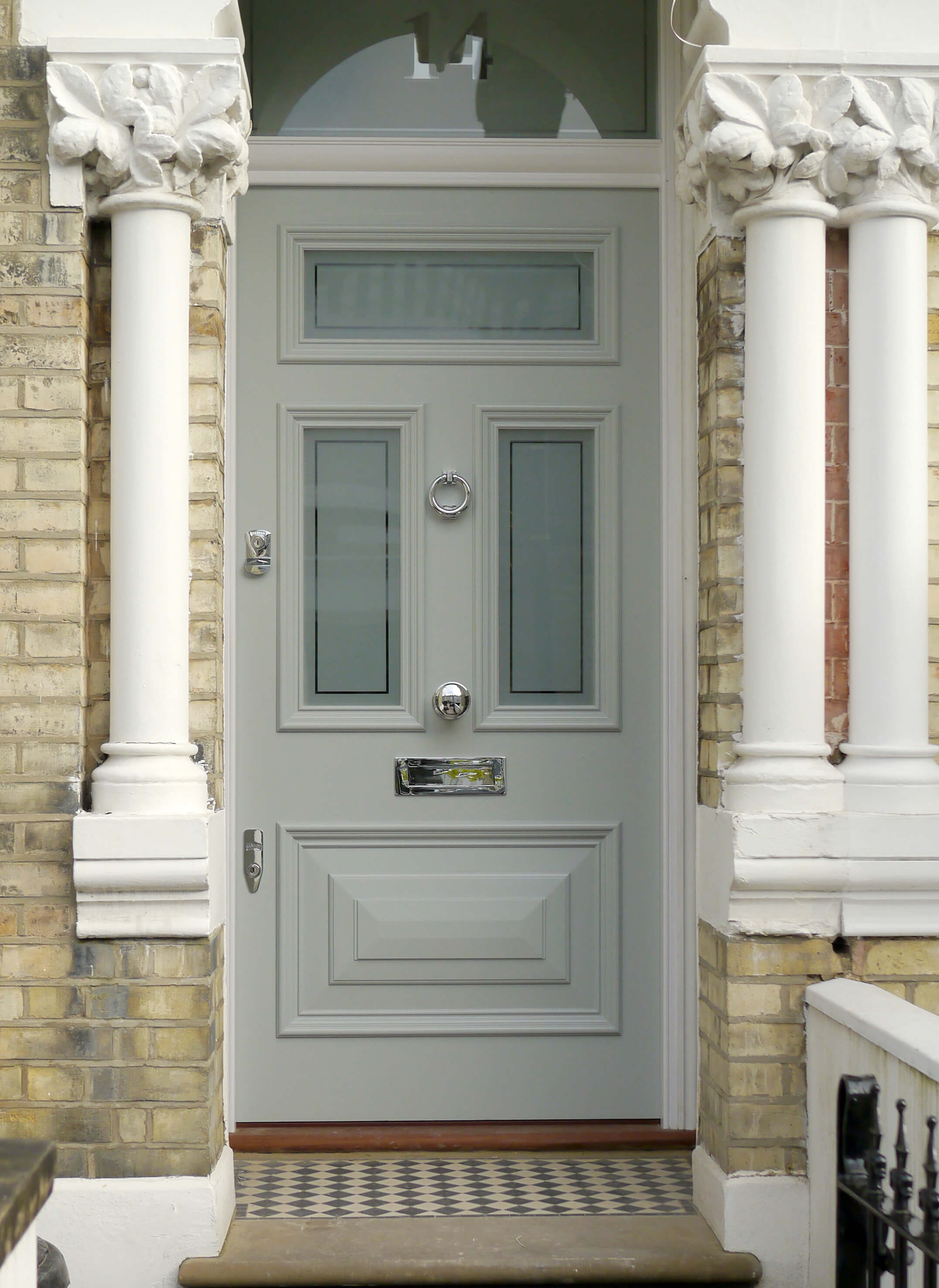 Decorative Features Became Lighter In Colour And Style Moving Away From The Heavy Gothic Influences Of Victorian Times Unmistakably Edwardian Hallmarks
