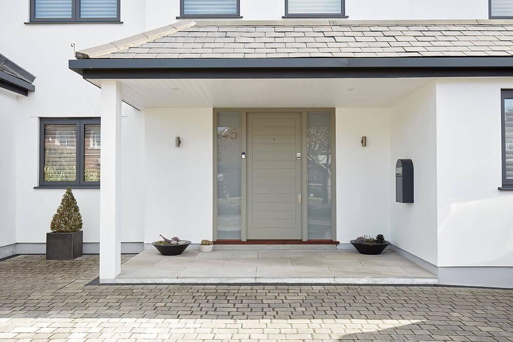 grey front doors 2