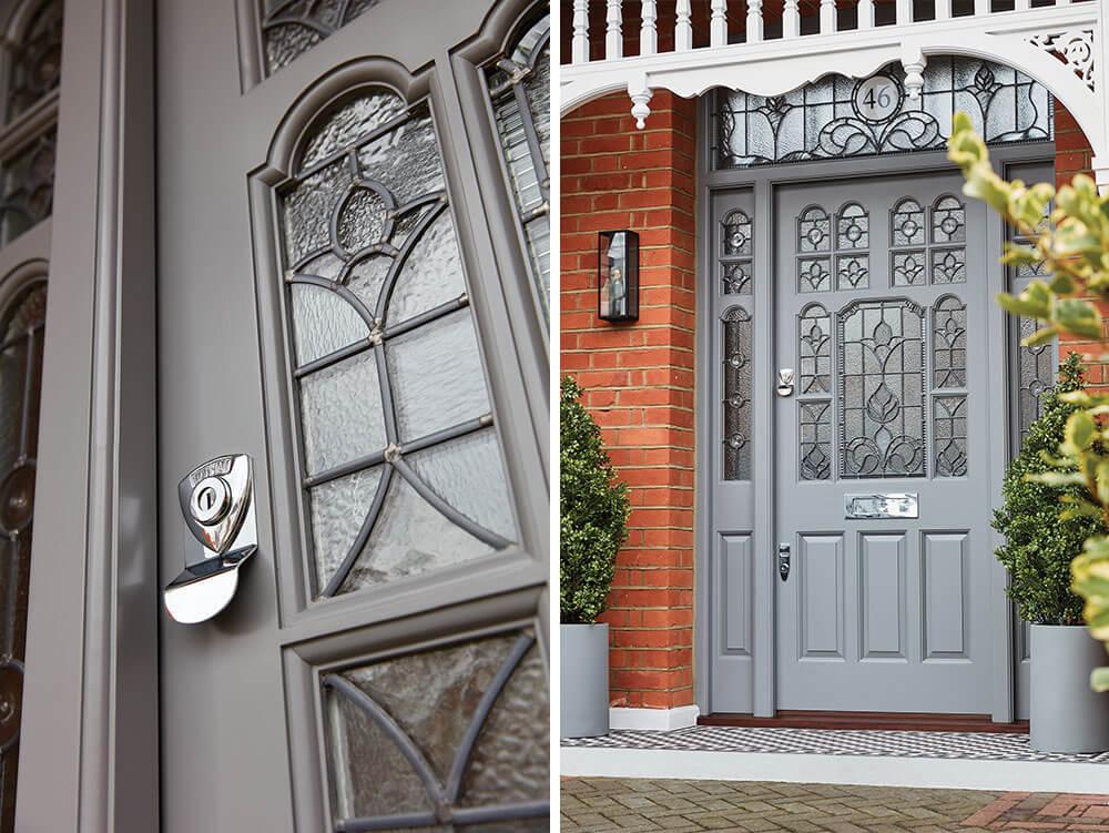 grey front doors 5