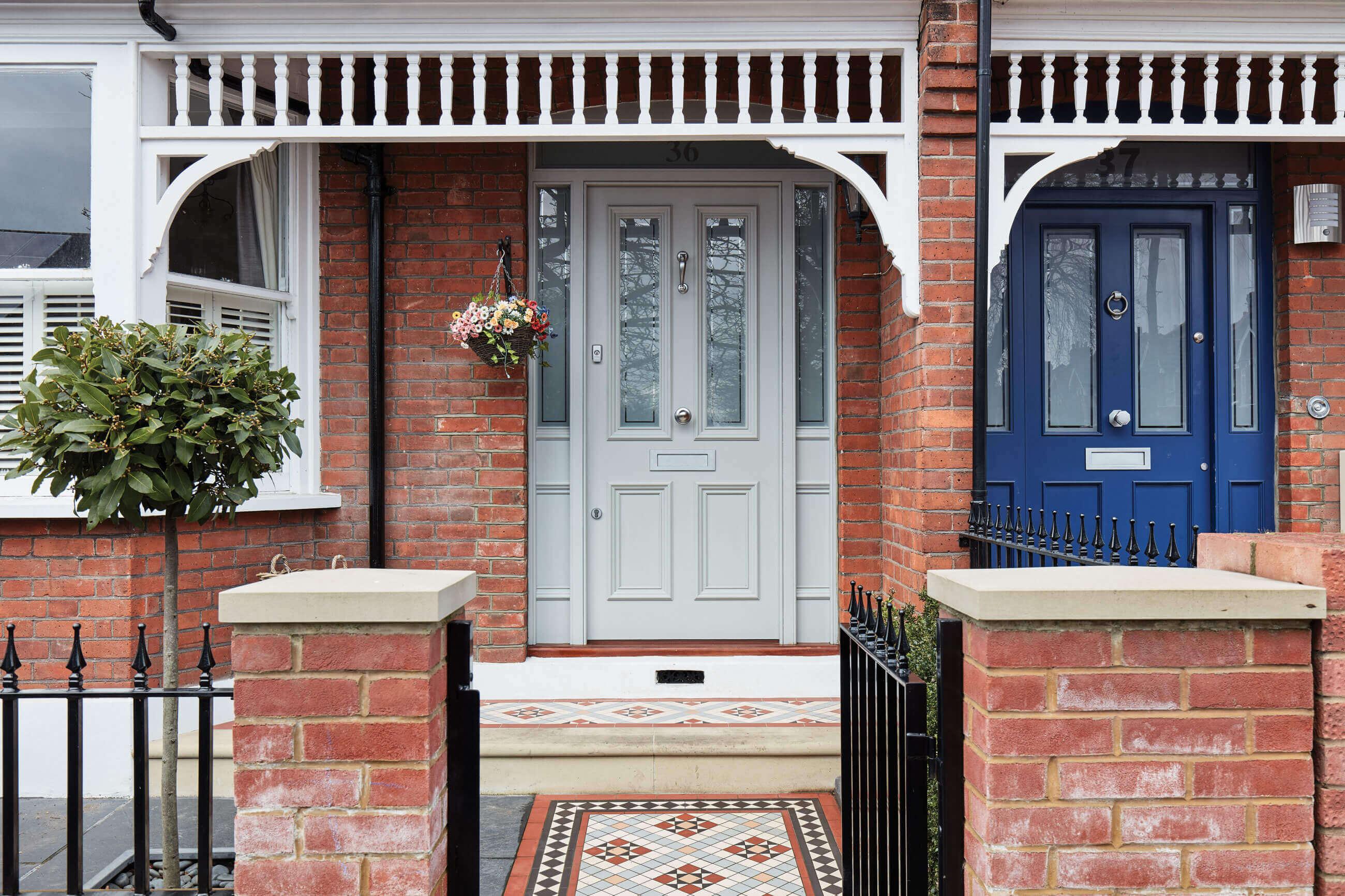 Victorian Style Front Door Choice Image - door design for home