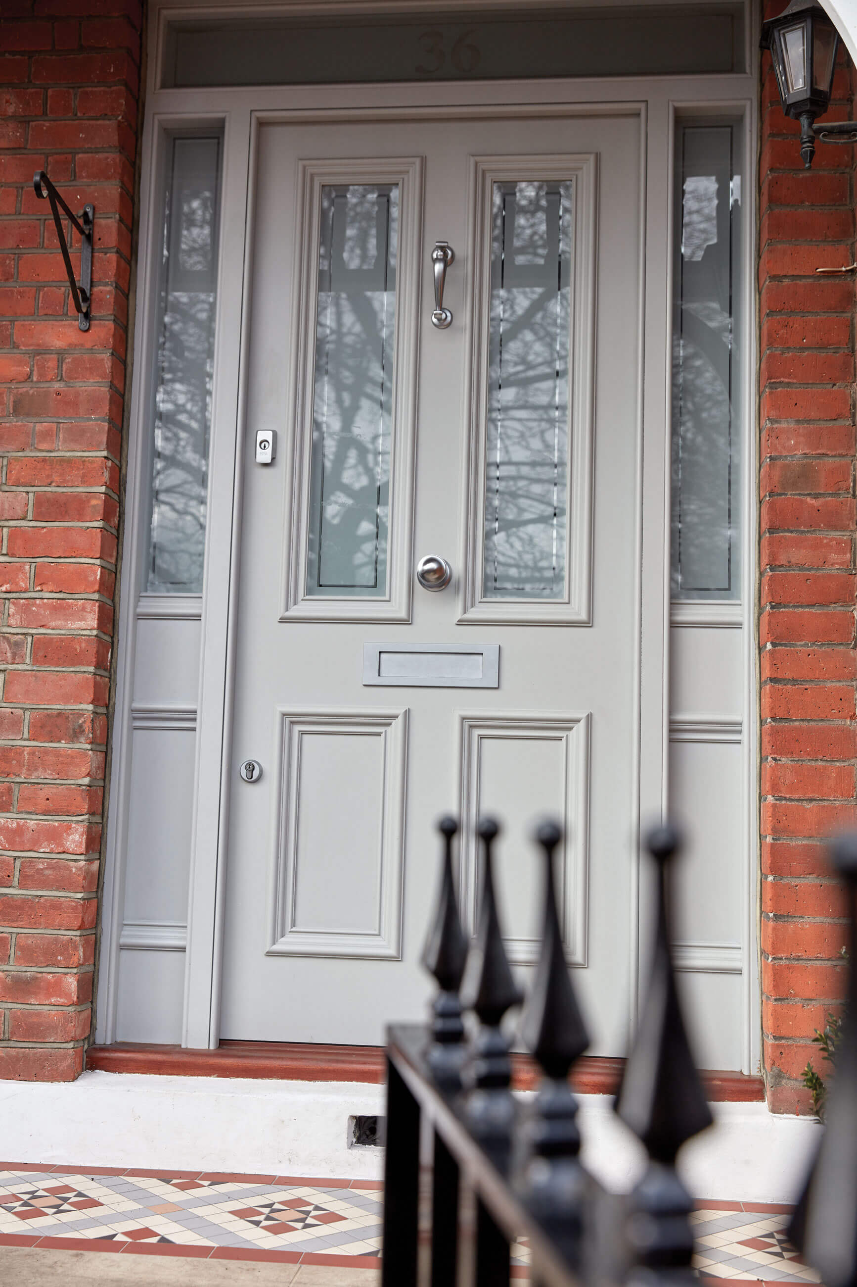 Choosing A Georgian, Victorian, Edwardian Or Art Deco Front Door Can Be  Fun, But Rather Than Trawl Around Reclamation Yards Looking For Originals  That May ...