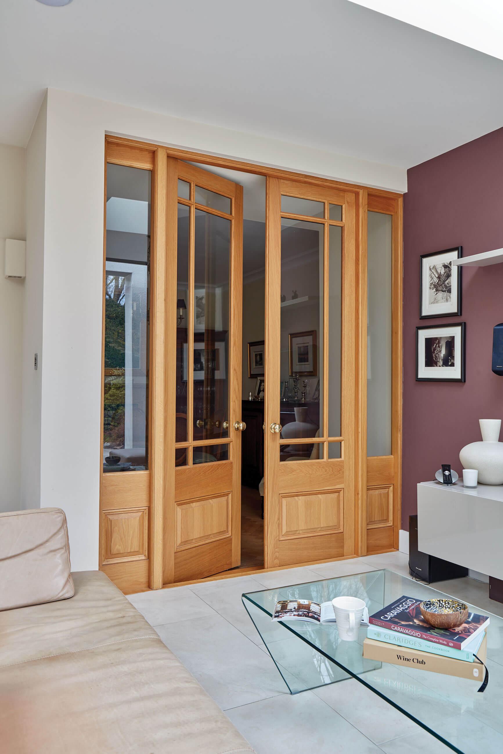 Internal Glazed Doors London Door Company