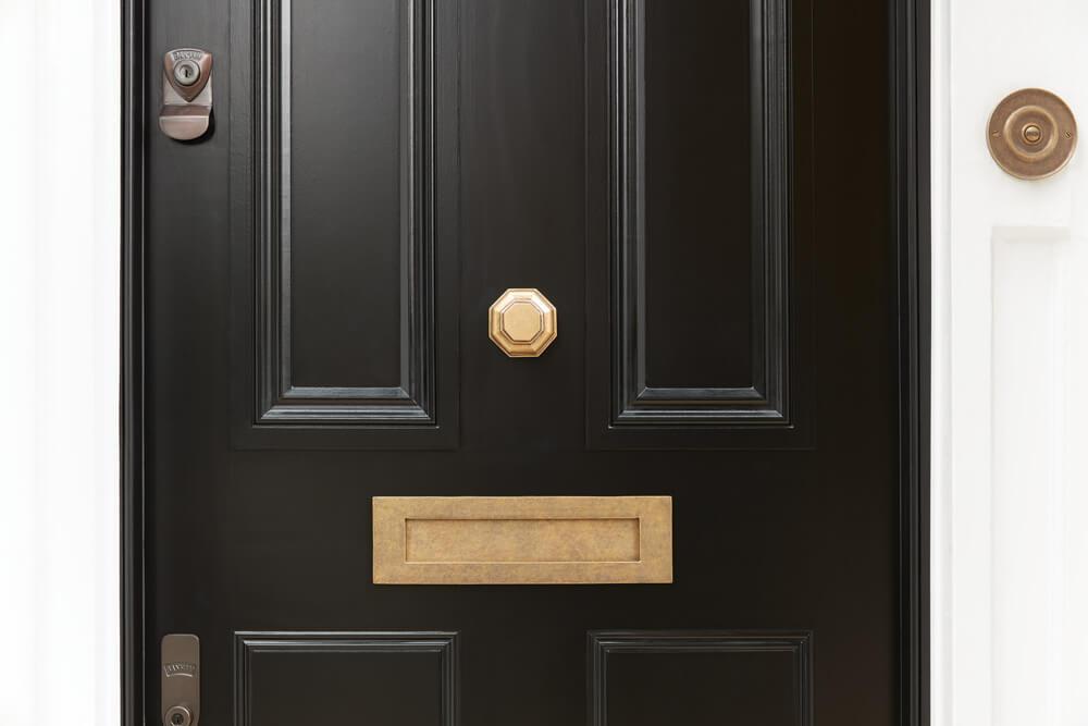 Georgian Style Front Door