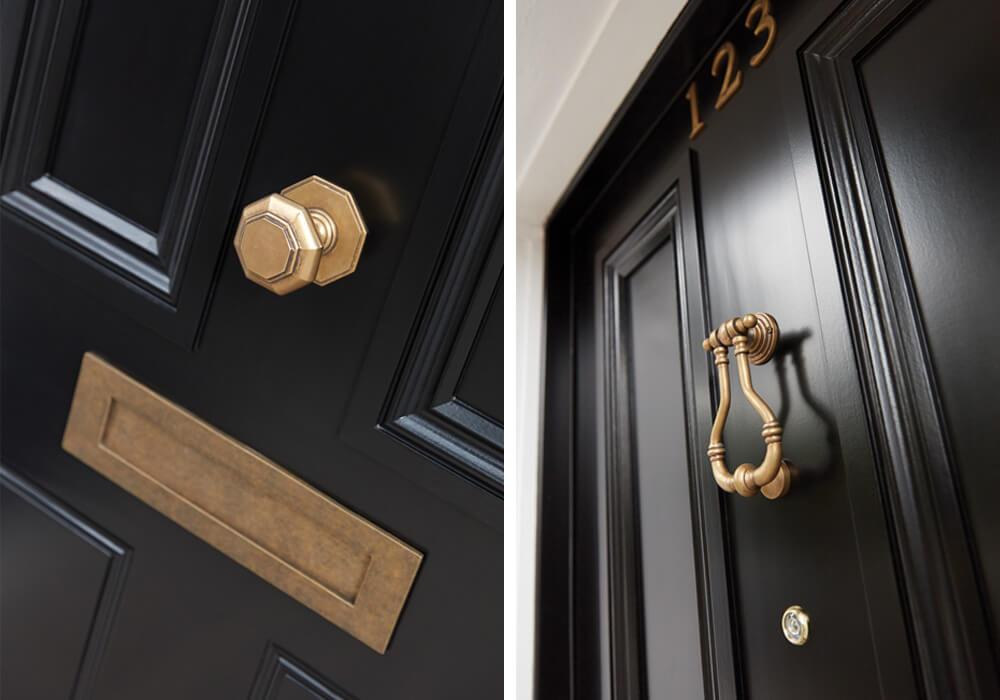 London Door Company Georgian Front Door