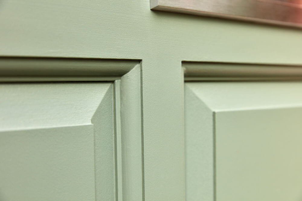bespoke wooden doors Green Victorian Door2