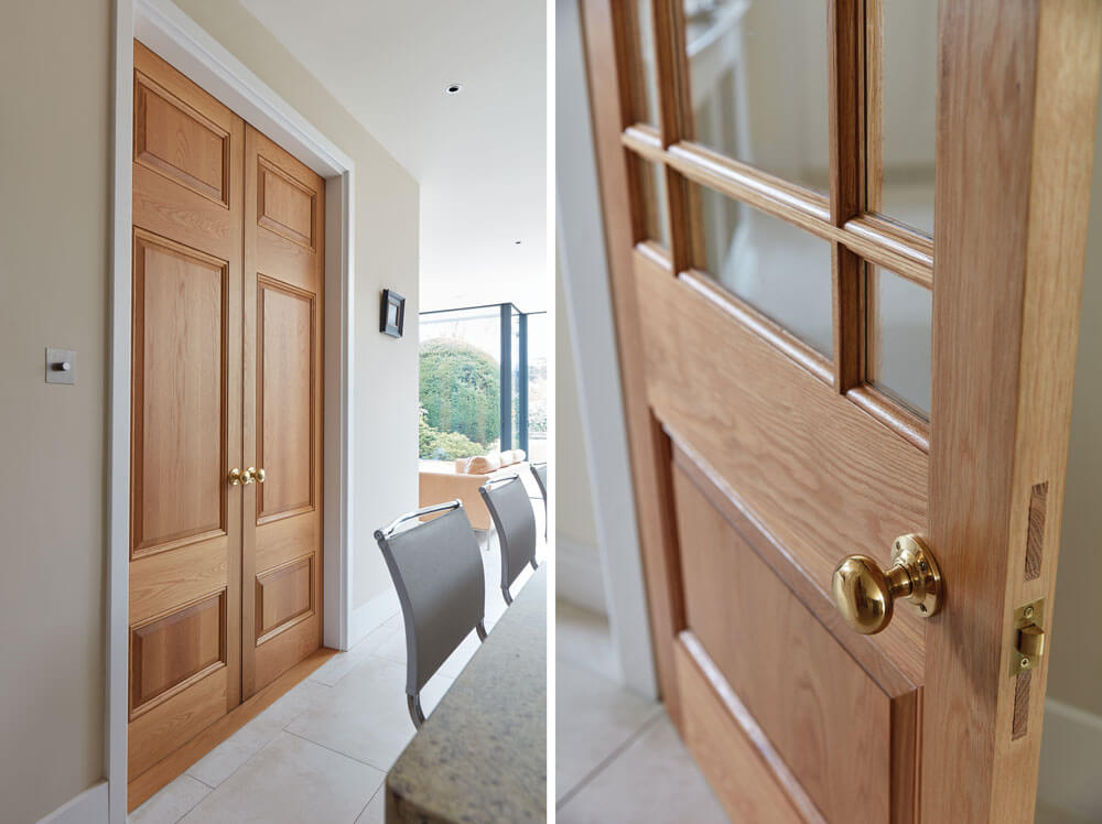 bespoke internal doors