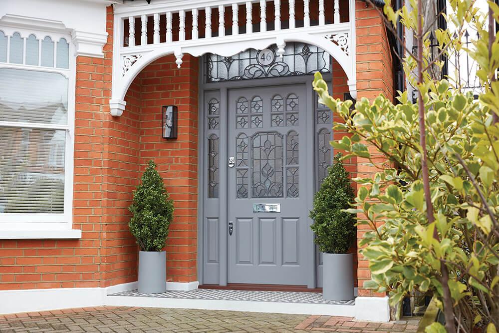 Front Door Glazing 1