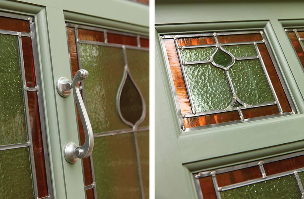 Front Door Glazing 2