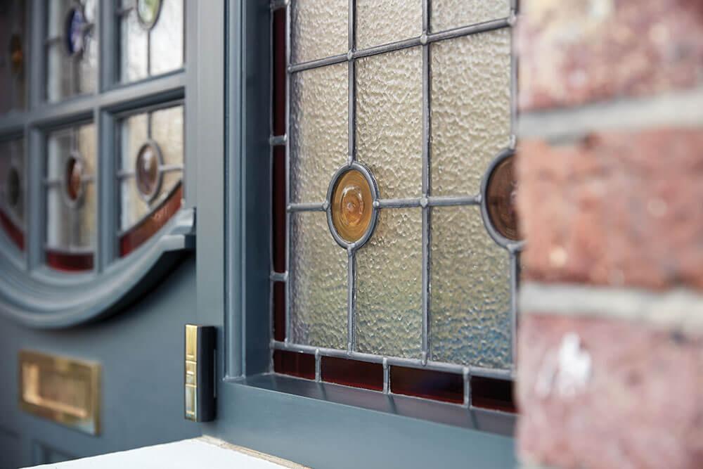 Front Door Glazing 3