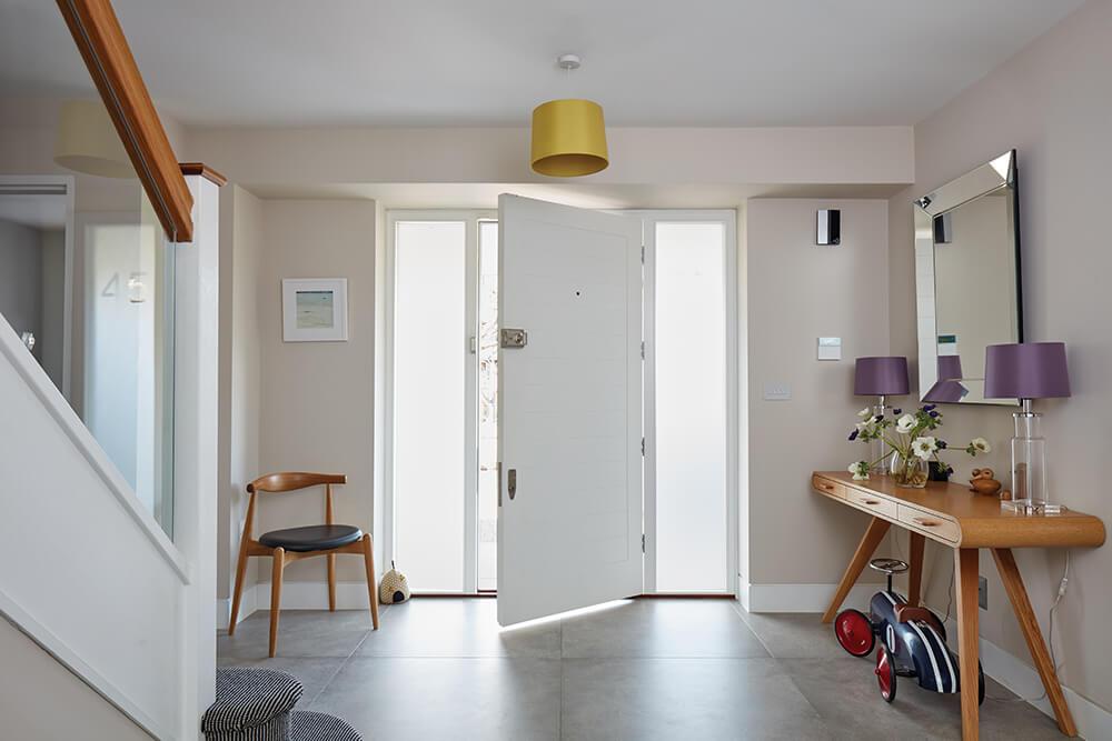 Contemporary Home Renovation