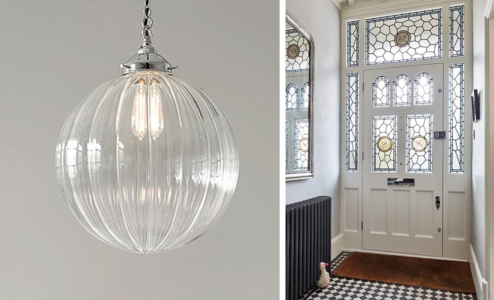 Greenwich Pendant Light, Jim Lawrence