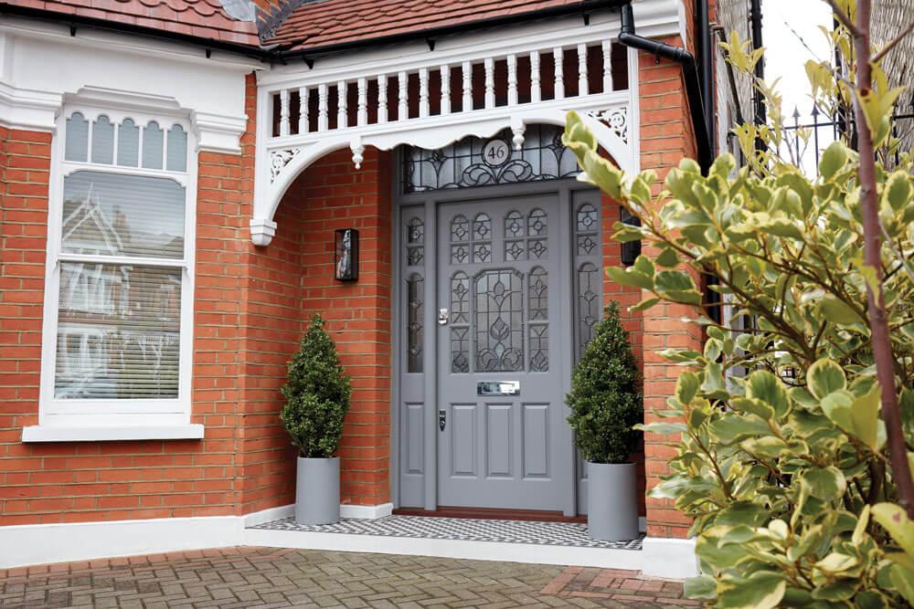 front door 6