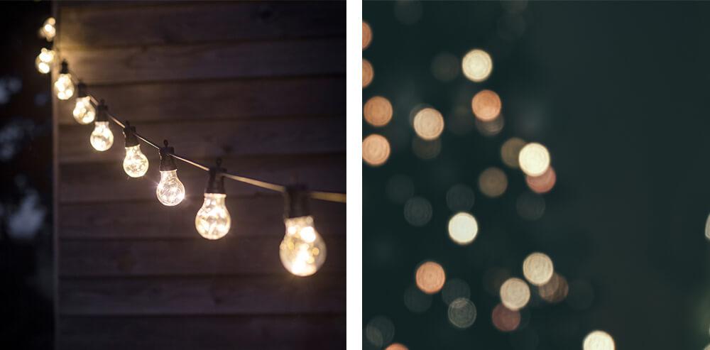 Outdoor Buld Lights