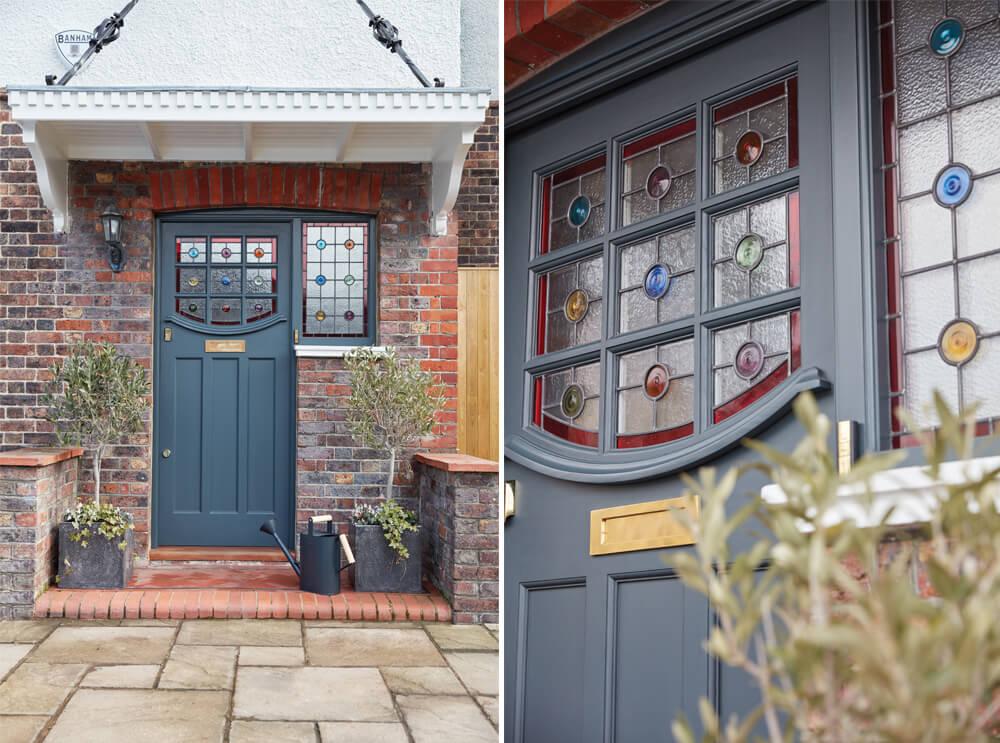 Period Front Door Features