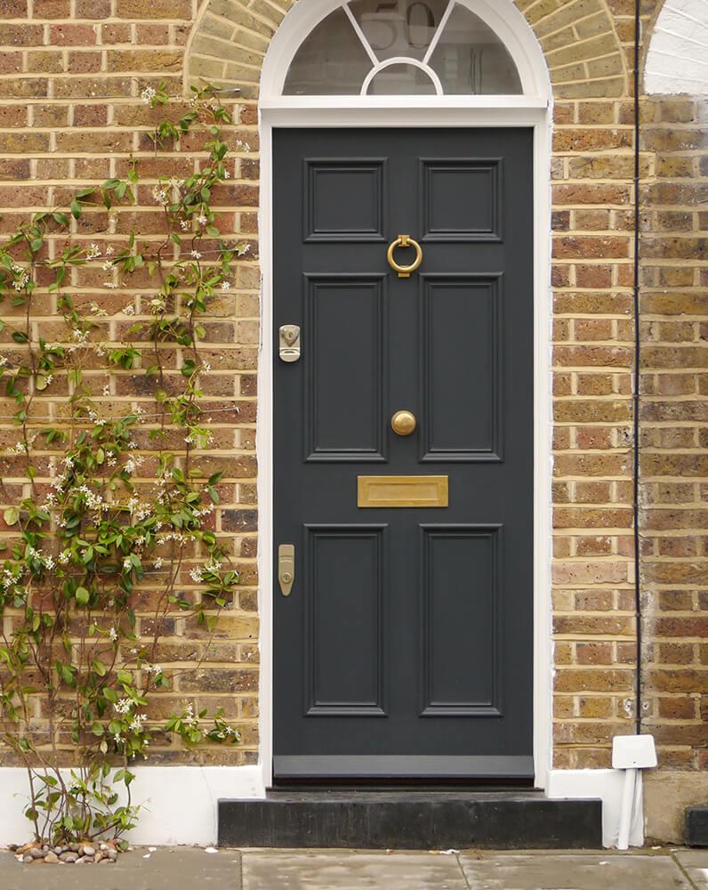 Six Panel Victorian Door