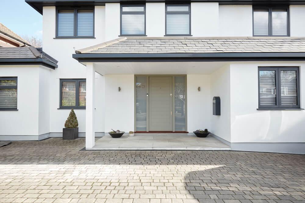 modern front door 1