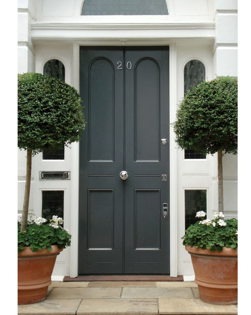Georgian & Bespoke Front Doors - Period Front Doors - London Door Company