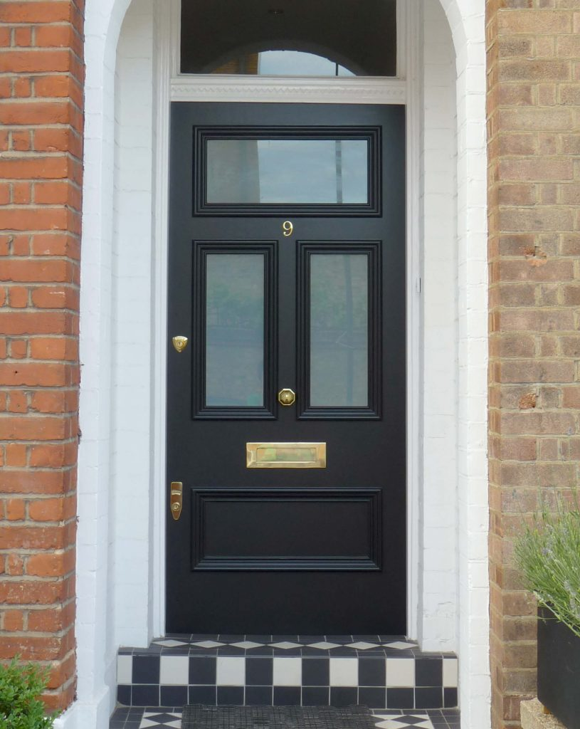 Edwardian & Edwardian Front Doors - London Door Company