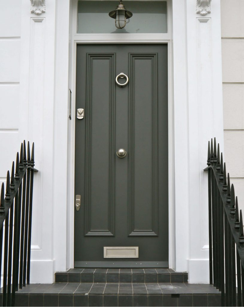 Bespoke Front Doors Period Front Doors London Door Company