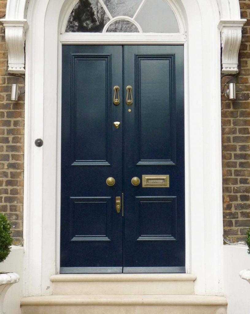 Georgian Front Doors Regency Front Doors London Door