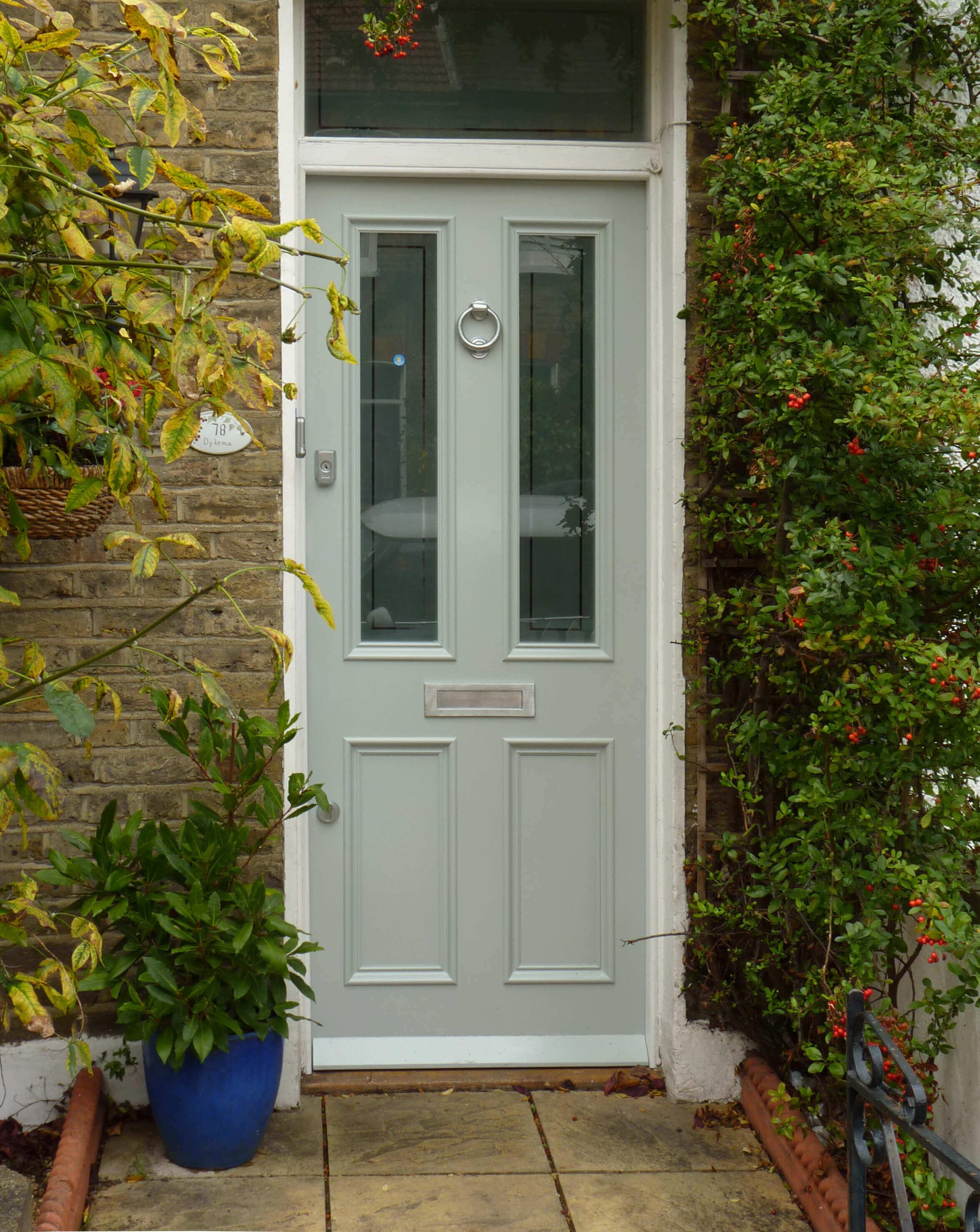 Victorian Cottage Front Door - London Door Company