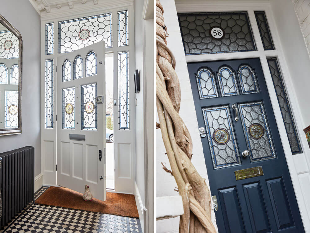 Victorian Doors And Hallways A Style Guide