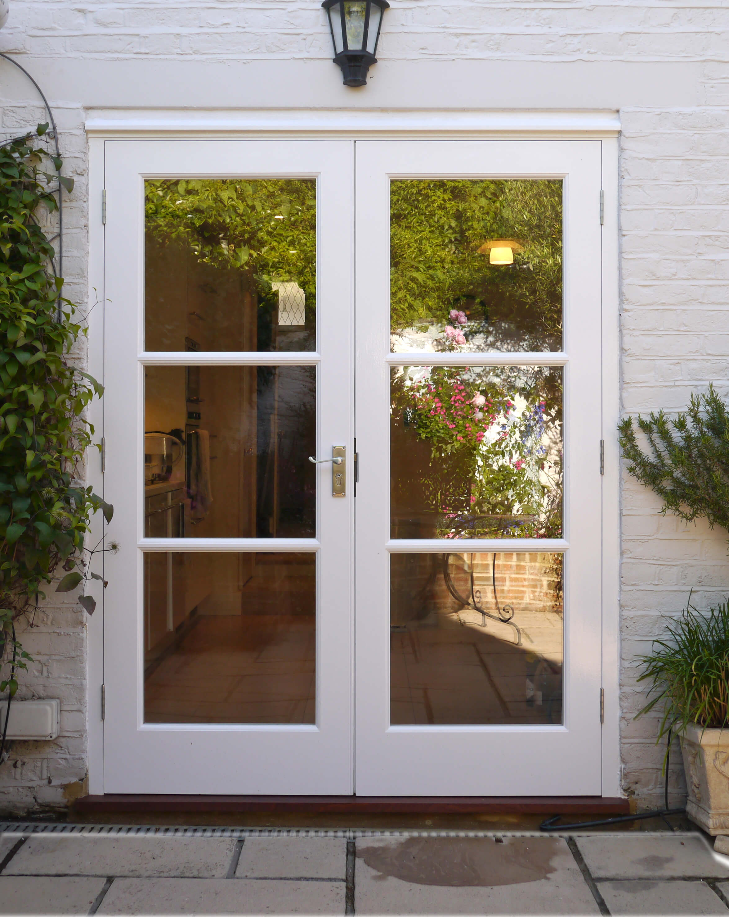French Doors With Windows London Door Company