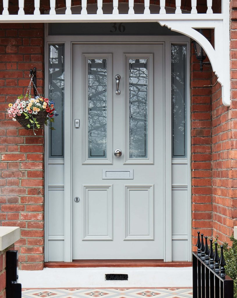 The Exceptional First Impression London Door Company