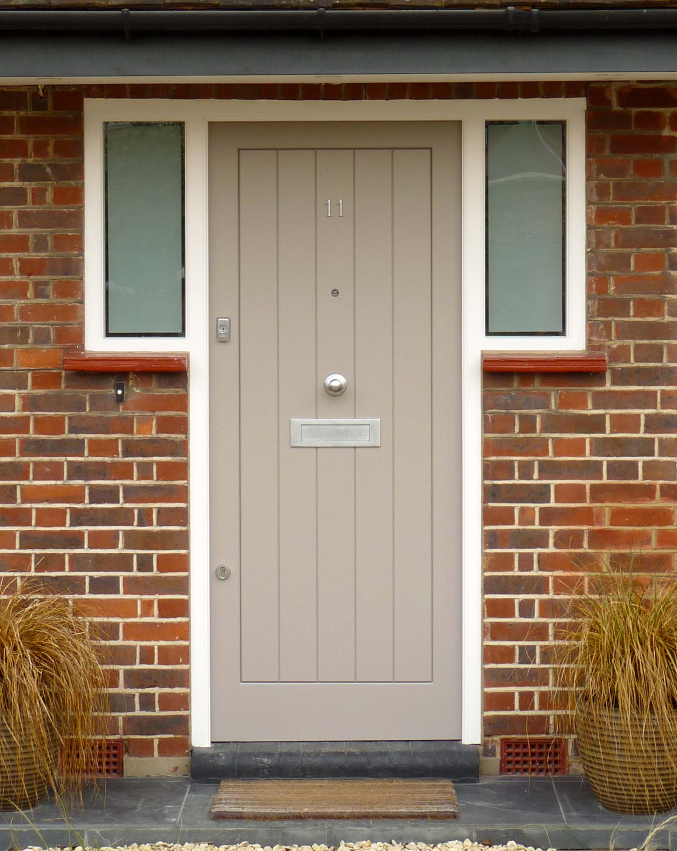 Modern Wood Front Door London Door Company
