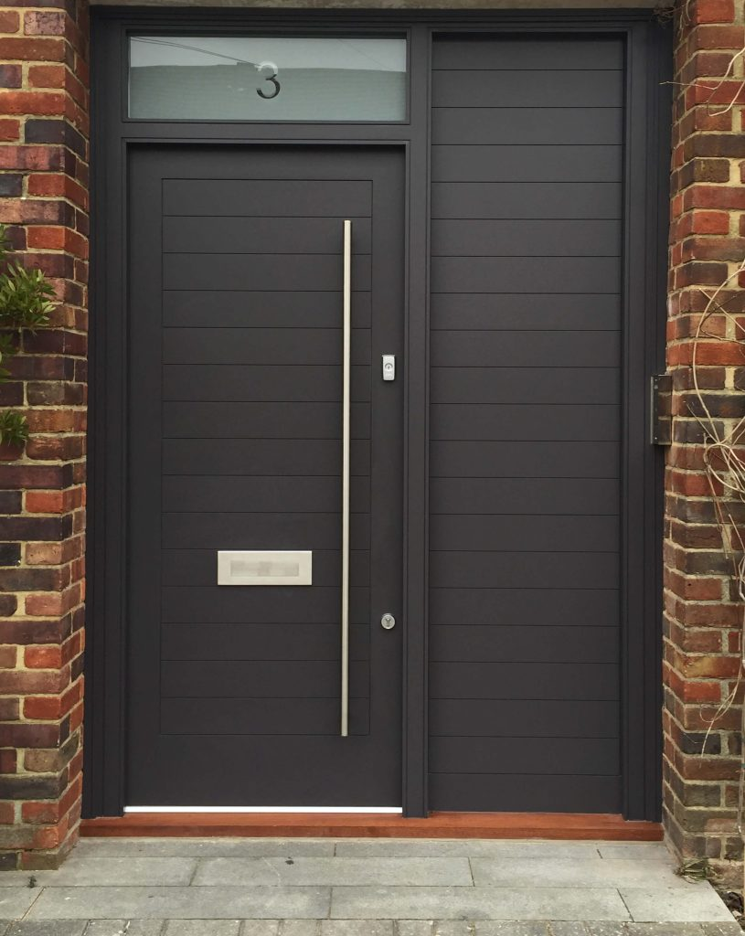 modern front doors contemporary front door with sidelights door company 11226