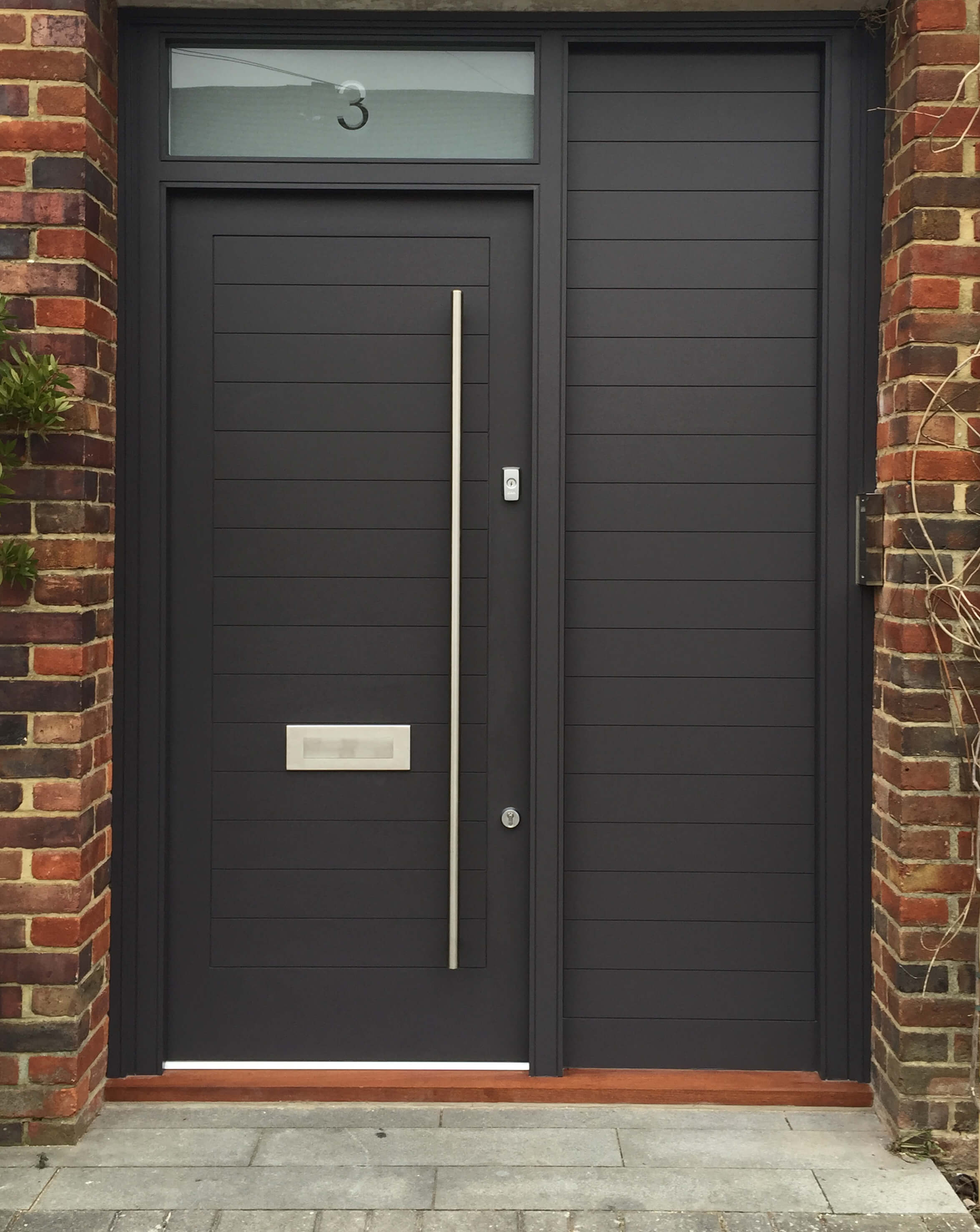 Modern Front Door London Door Company